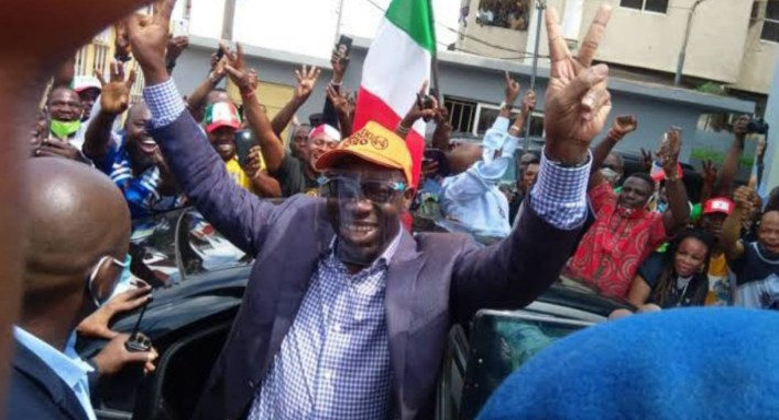 BREAKING: INEC declares PDP's Obaseki winner of Edo Election