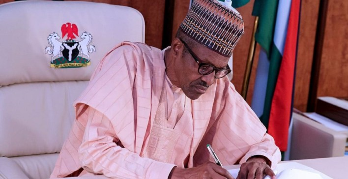 Buhari to present 2021 budget next week