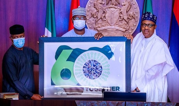 Communication outfits who designed 'Nigeria at 60' logo speak on alleged plagiarism