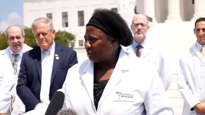 Dr Stella Immanuel makes new claim as Demon Buster, doubles down on hydroxychloroquine being COVID-19 cure