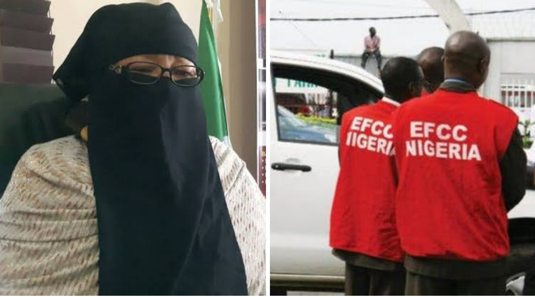 EFCC re-arraigns Mama Boko Haram, 2 others over N6m fraud