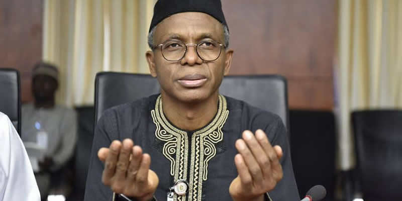 Nasir El-Rufai to Nigerians: state governors are not thieves