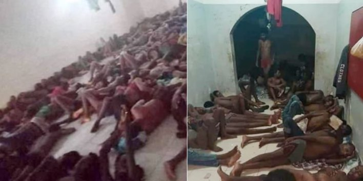 Exposed: Detention Centres where Nigerians, other African Migrants are jam-packed, maltreated in Saudi Arabia