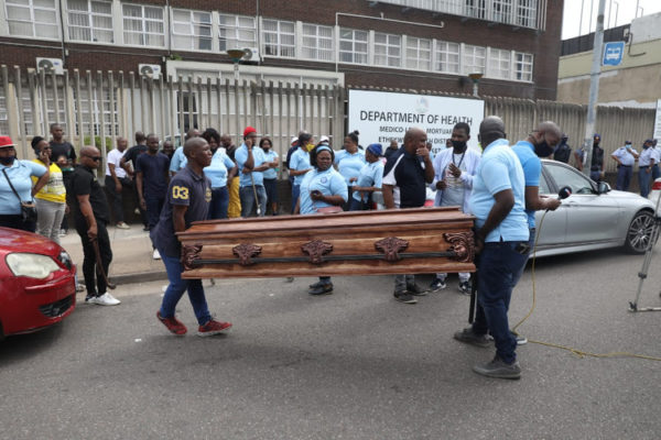 Undertakers demand land as funeral sector embarks on three-day strike