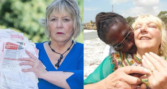 Ghanaian Toyboy Scams 68-Year-Old British Grandmother Of £18,000 Tytan-Style