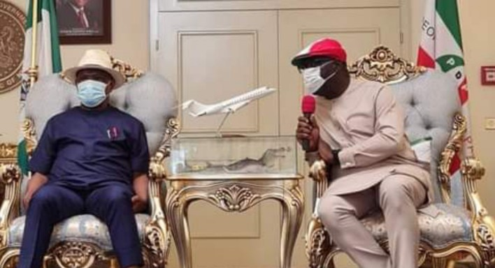 God used Wike for my re-election, says Obaseki