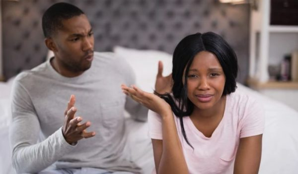 7 things a man should never say to his woman