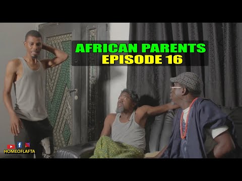 AFRICAN P 16