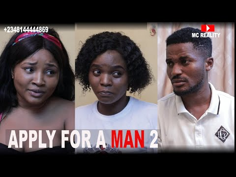 APPLY FOR A MAN (MC REALITY)