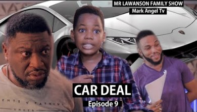 Car Deal | Mark Angel TV | Family Show