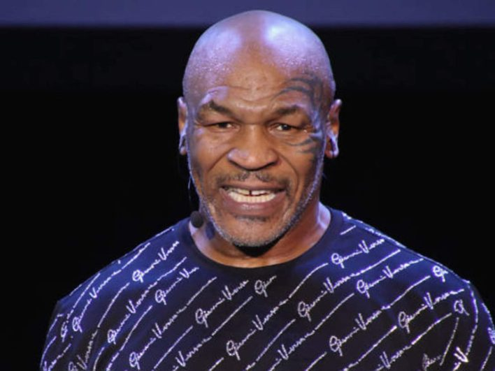 I got erections from fighting – Mike Tyson
