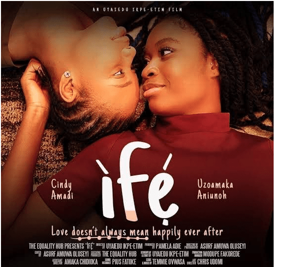 Ife: Nigerian lesbian movie dares censors board, set for release