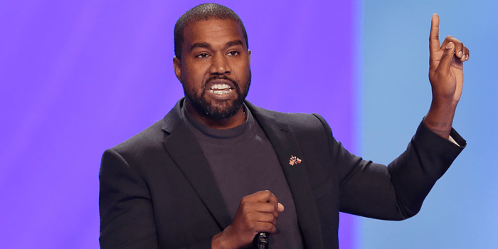 Kanye West's 2020 Presidential bid is still alive as he files with the Federal Election Commission
