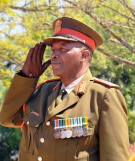 Retired defence intelligence general Manfred Mabuza has died