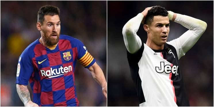 Messi, Ronaldo Misses Out Of UEFA Player Of The Year For The First Time In A Decade