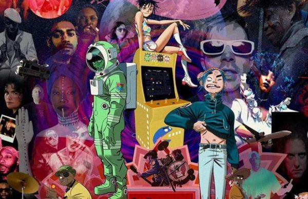 """Moonchild Sanelly made it to Gorillaz' star studded project, """"Song Machine"""""""