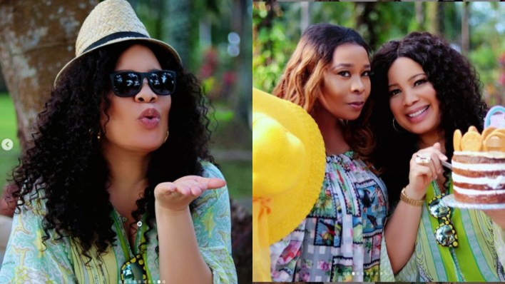 Photos from Nollywood actress, Monalisa Chinda's 46th Birthday celebration