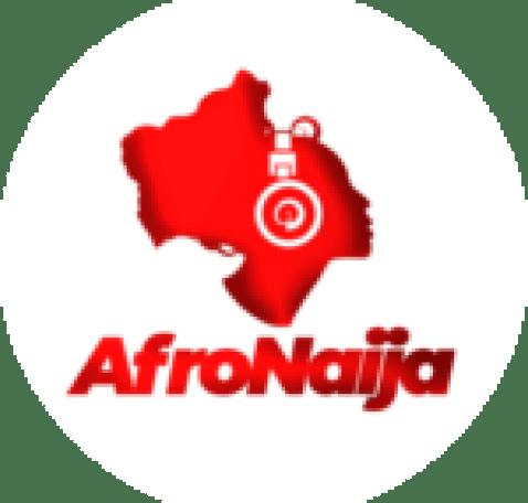 PHOTOS: Tinubu, Akande arrive Ondo for Akeredolu's re-election campaign rally