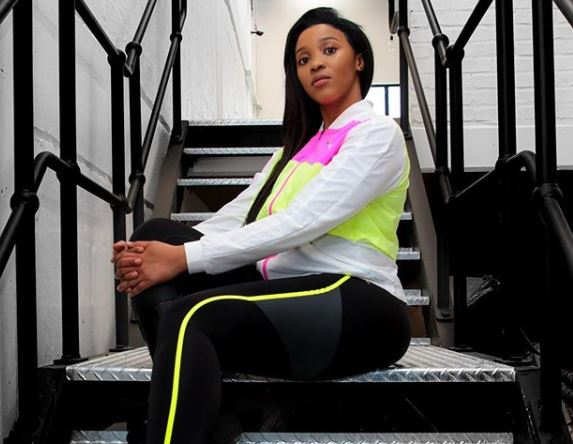 Sbahle Mpisane celebrates 4th year anniversary at her fitness brand