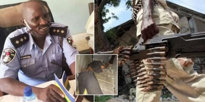 Sokoto Attack: Police Confirm DPO, Inspector's Death; ASP hospitalized as 100 gunmen escape with housewives