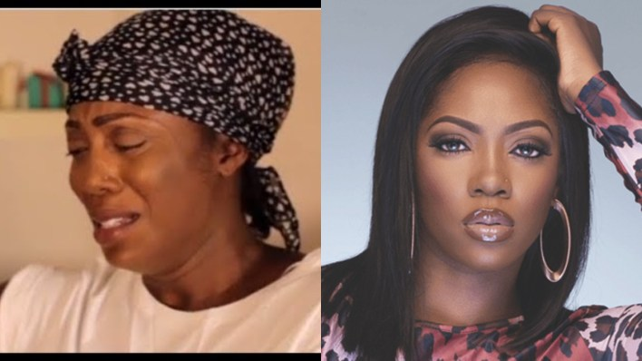Tiwa savage recounts on when she was so broke and could not afford an accommodation