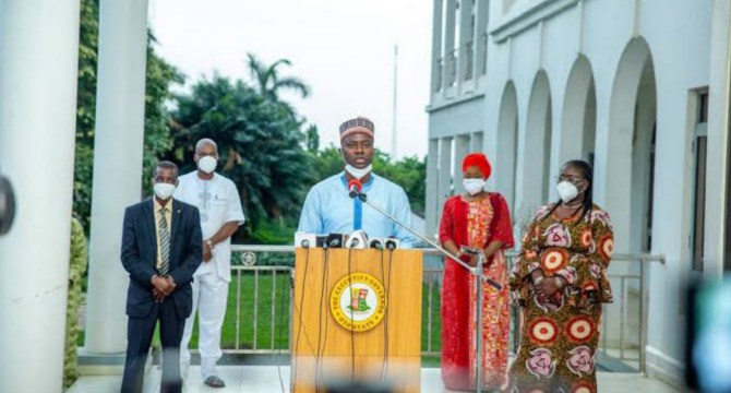 Two Oyo commissioners recover from COVID-19
