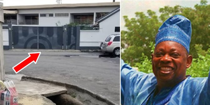 UPDATE: Family recount torture in the hands of armed robbers who ransacked late MKO Abiola house, 3 arrested