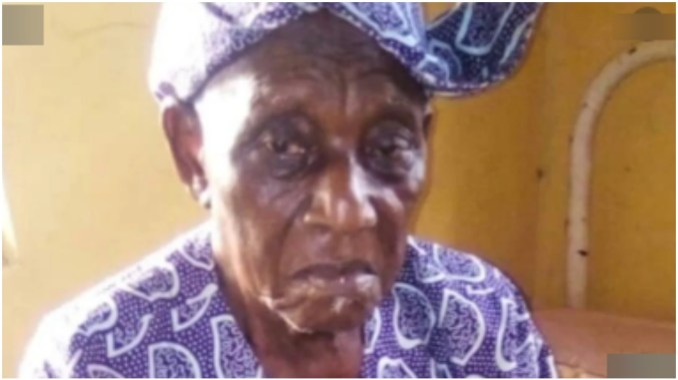 Veteran Nollywood actor, Babalegba is dead