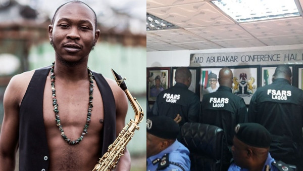 Nigerian army, police were created to kill blacks and protect the Western – Seun Kuti speaks on #EndSARS