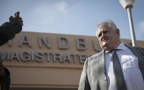 Angelo Agrizzi tests negative for COVID-19 after illness