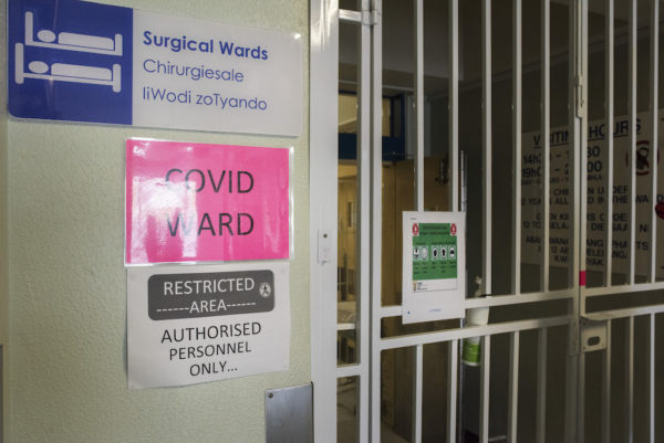 COVID-19 in SA: 1,662 new infections recorded with 63 more deaths
