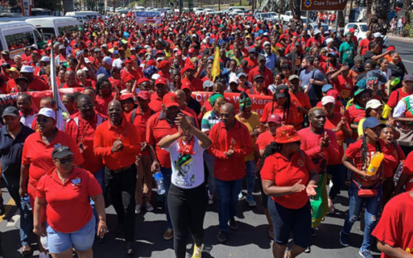 Unions expect government to respond to demands within 14 days