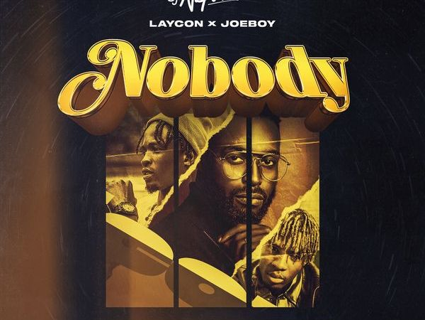 DJ Neptune Ft. Joeboy & Laycon - Nobody (Icon Remix) | Mp3 Download