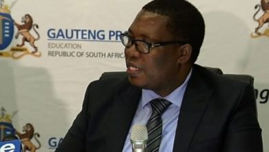 Gauteng Education MEC renders update on 2021 school year