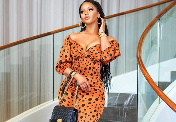 Mihlali reveals she might be getting sick