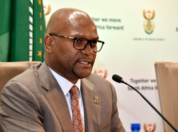 Mthethwa says Nicholson Report recommendations set to be implemented at CSA