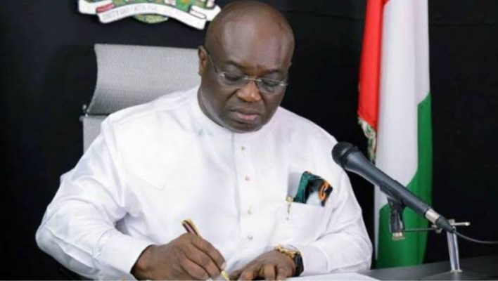 Abia governor sacks commissioner, council boss