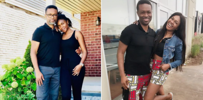 Actress Omoni Oboli And Husband, Nnamdi Celebrate 20th Wedding Anniversary