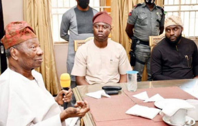Attack during EndSARS protest: Makinde approves N100m for renovation of Soun's Palace