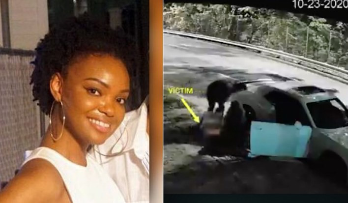 Man 'dumps 6-month pregnant girlfriend's body at roadside after strangling her' in New York City