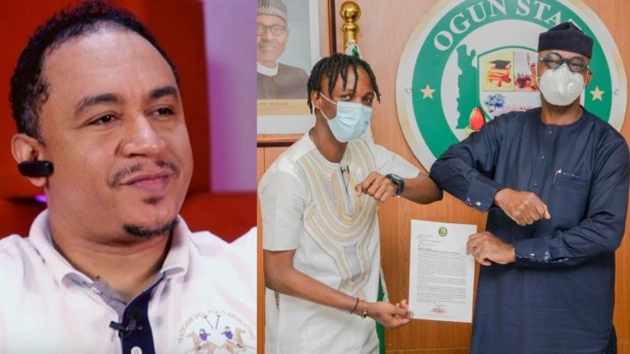 "BBNaija: ""Laycon deserves everything gifted to him""- Daddy Freeze replies Gov Abiodun's critics"