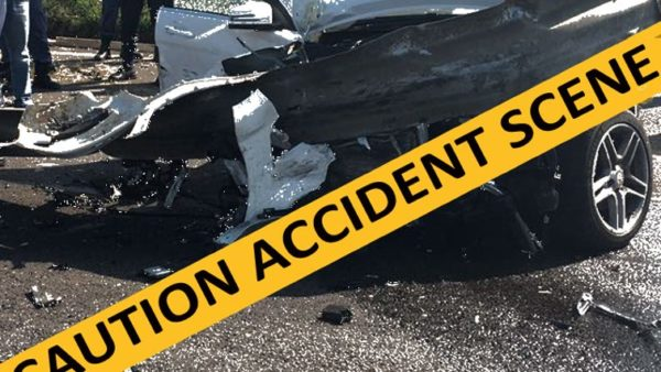 Tragic 5-car accident in Roodepoort kills one, injures two