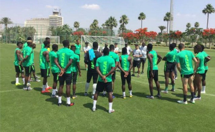 BREAKING: COVID-19 hits Super Eagles camp as four players tests positive ahead of friendlies