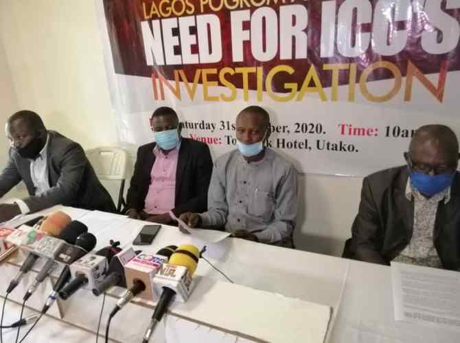 #EndSARS: Instigators of violent protest, killing of policemen must appear before ICC, human rights group vow