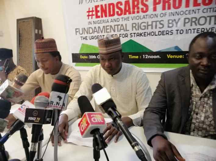 #ENDSARS: Situation Report decries human rights abuses by protesters, hoodlums
