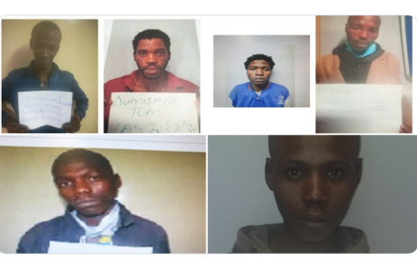 Two EC prisoners still on the run after escaping from holding cells