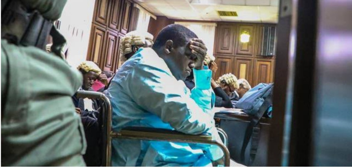 Ex-pension boss, Maina vows to recover $10bn if he recovers from his sickbed