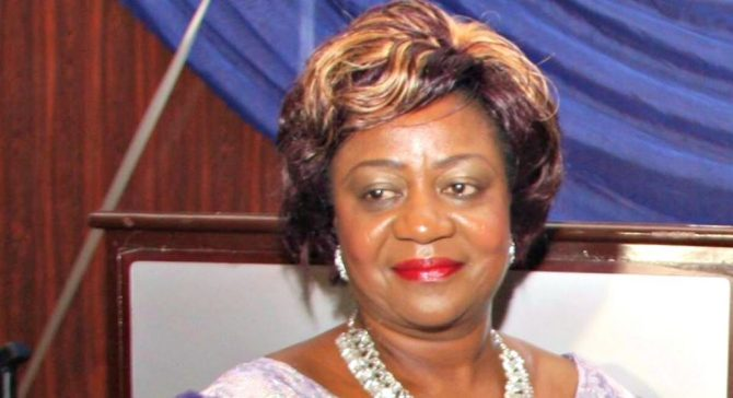 PDP reject Lauretta Onochie's nomination as INEC Commissioner