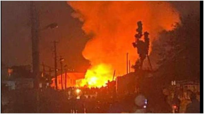 Hoodlums set ablaze SEMA, Cross River State Newspaper office