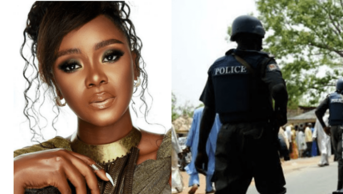 How policemen killed my father and brother – Nollywood actress cries out